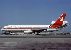 Linhas Aéreas de Moçambique (LAM Mozambique Airlines) McDonnell-Douglas DC-10-30