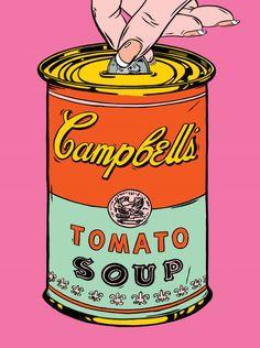 Tomato soup ~ Kelsey Dake