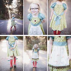 {52 Dresses} Dress 40   Emmi Lee Designs » Simply b Photos Inspiration to make for bug