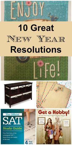 10 Great New Years Resolutions | eBay