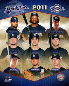 2011 Brewers