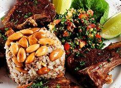 Calories Lebanese Food - Healthy Choices at Restaurants, Homemade