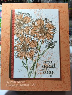 Touches of Texture, Stampin' Up
