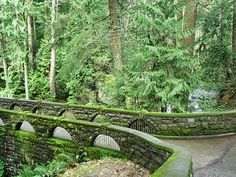Whatcom Falls Park - Bellingham, Washington