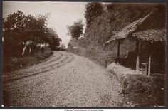 Poentjak pas, Java, 1930