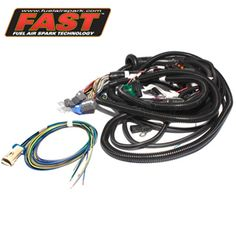 Fast, Main Harness for XFI Standalone Fuel Injection System Fuel Injection, Competition, Products, Gadget
