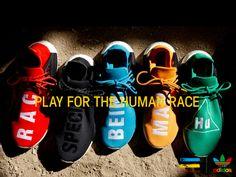 Adidas Pharrell Williams Hu Race NMD Shoes f3605b6fe
