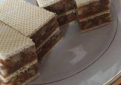 (3) Betyár szelet | Kriszti Bencsik receptje - Cookpad receptek Tiramisu, Ethnic Recipes, Food, Kuchen, Essen, Meals, Tiramisu Cake, Yemek, Eten