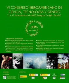 VI Congreso Iberoaméricano de Ciencia, Tecnología y Género / Consuelo Miqueo ...[et al.] (eds.). Zaragoza : Prensas Universitarias de Zaragoza, D.L. 2006 -- S7-F-68