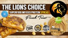 French Toast SuperFood Protein Spread (12oz Jar)