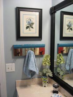 hand towel hooks