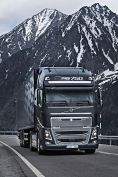 VOLVO FH16  750 of Sweden                                                                                                                                                                                 More