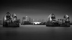 Thames Barrier | by vulture labs
