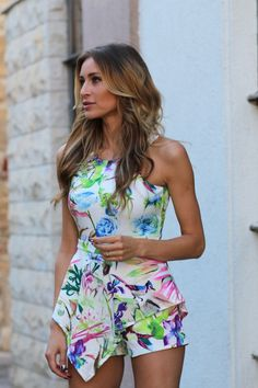 Going Floral
