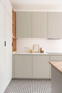 Kitchen Interior, New Kitchen, Kitchen Design, Dream Home Design, House Design, Ikea, Interior Architecture, Interior Design, Cuisines Design