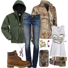 Country | Girls | Outfit | I love this!! <3