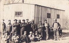 RP: Mobile workers house , LA MOURE, North Dakota , PU-1912