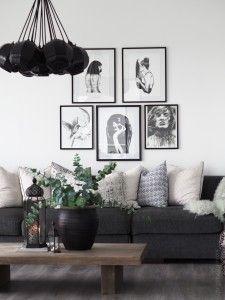 Decor, Gallery Wall, Living Room, Home, Wall, Home Decor, Room