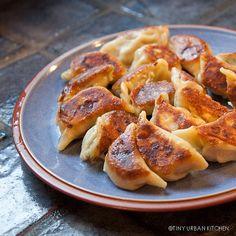Homemade Chinese Dumplings