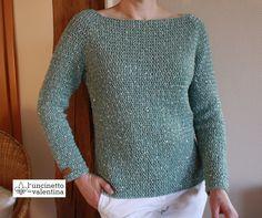 Gehäkelter Damen Pullover Mit V Ausschnitt Kostenlose Anleitungen