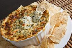 Spinach & Artichoke Dip with Crabmeat | Louisiana Seafood Promotion & Marketing Board