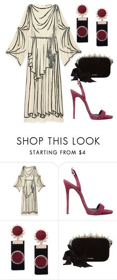 """""""Lines of Cortez"""" by didiiidia on Polyvore featuring Gucci, Giuseppe Zanotti and Miu Miu"""