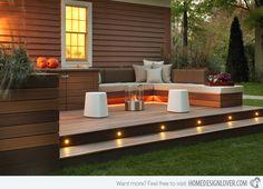 15 Must-See Deck Lighting Ideas