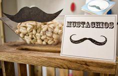 Mustache Party Menu   Mustache Bash!   Parties Adorned