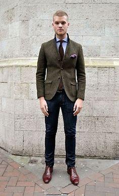 Truffol.com | Smart casual. #moderngentleman #style #classic
