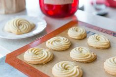 Homemade Royal Dansk Danish Butter Cookies