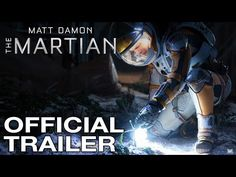 Second trailer for Ridley Scott's The Martian, out Sept 30th
