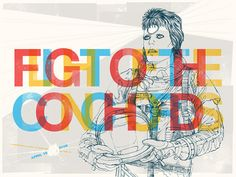 Flight of the Conchords - gig poster