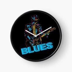 Blue Clocks, Wall Clocks, Wallpaper S, Wall Murals, Colorful Backgrounds, I Shop, Blues, Wall Decor, Tapestry