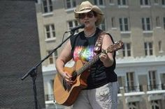 DC Sills performs at Cenla Pride 2014.