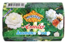 Asantee Jasmine Herbal Lightening Thai Soap 135g/4.6oz  VIT E, ENZYMES  `USASLR  #Asantee