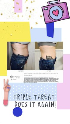 It Works Triple Threat, My It Works, It Works Products, Crazy Wrap Thing, Working On It, Military Life, Story Inspiration, Boss Babe, Healthy Life