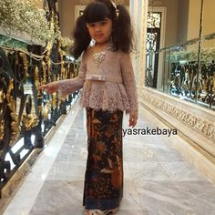 Kebaya Lace, Kebaya Hijab, Kebaya Muslim, Model Dress Batik, Batik Dress, Muslim Fashion, Hijab Fashion, Modest Fashion, Fashion Outfits