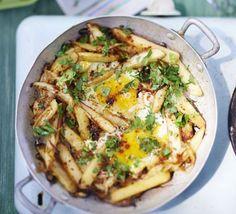 Anytime eggs & potatoes