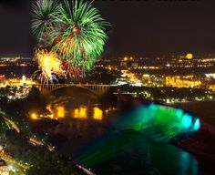 The Niagara Falls Fireworks Display funding has been increased this year.  Visit http://www.bgniagaratours.com/blog/niagarafallstours/niagara-falls-fireworks-display/ for more information