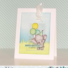 Hello friends, I'm so happy making every card beside Christmas cards I was really sick of them #mftstamps #diecutsandmore #coloring #inkbkending #zigrealcolorbrushpens #elephants #birthday #crafting #cardmaking #papercrafts #selbstgebastelt #papier #❤ Geburtstag #basteln #handgemacht #diy #selfmade #handmade #shakercard