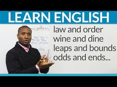 Learn English Expressions: What are binomials? - YouTube