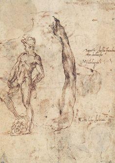 Alfa img - Showing > Michelangelo Studies