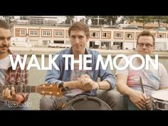 Walk The Moon - Anna Sun - Live Acoustic - Love them and they are on their way to Atlanta! Yes!