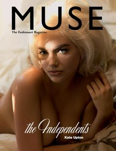 Kate Upton channels Marilyn Monroe in a nude shoot for Muse magazine - PENG!!!
