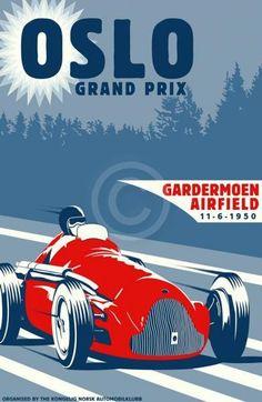 Oslo Grand Prix [1950]