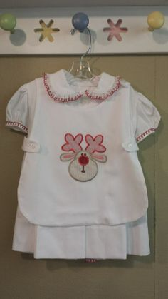 Dress saver, apron dress, LOVE