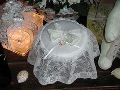 Wedding Rings Pillow Ring Bearer Pillow Wedding Accessory