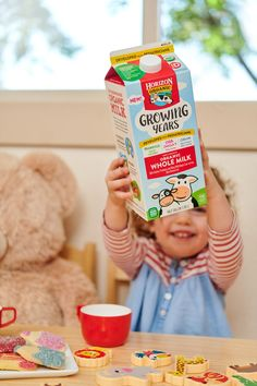 "Growing Yearsâ""¢ is organic whole milk with specially selected nutrition for growing kids. We partnered with pediatricians to identify key nutrients for kids ages 1 to so every delicious serving provides DHA choline, prebioditics and high vitamin D. Strike A Pose, Vitamins, Milk, Nutrition, Organic, Bebe, Vitamin D"