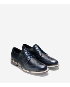 Great Jones Wingtip Oxford by Cloe Haan Loafer Shoes 546d1fd418c