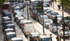 Plans announced by Boris Johnson would see the capital's drivers encouraged by signs and volunteers to turn off their engines in traffic jams London drivers will be encouraged by volunteers and sig...
